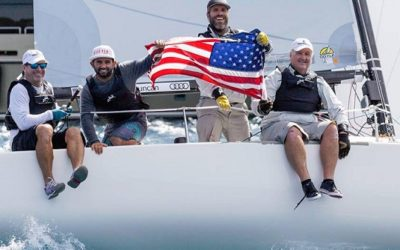 Peter Duncan – US Sailing's 2017 Rolex Yachtsman of the Year